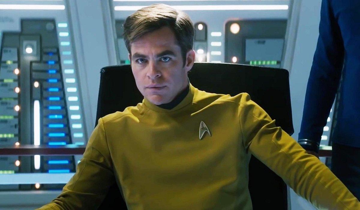 Chris Pine Star Trek