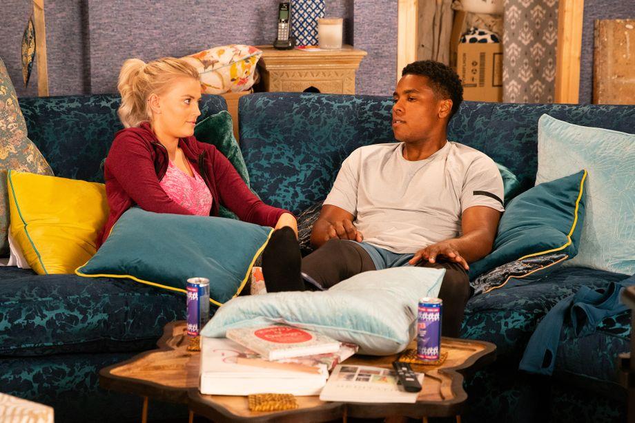 Coronation Street spoilers: Bethany Platt has an offer for James…