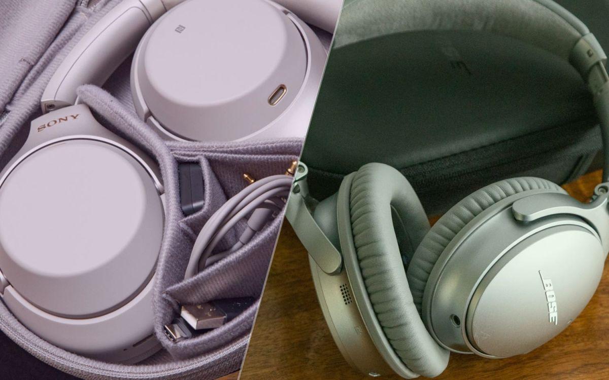 Bose QuietComfort 35 II vs  Sony WH-1000xM3: Face-Off