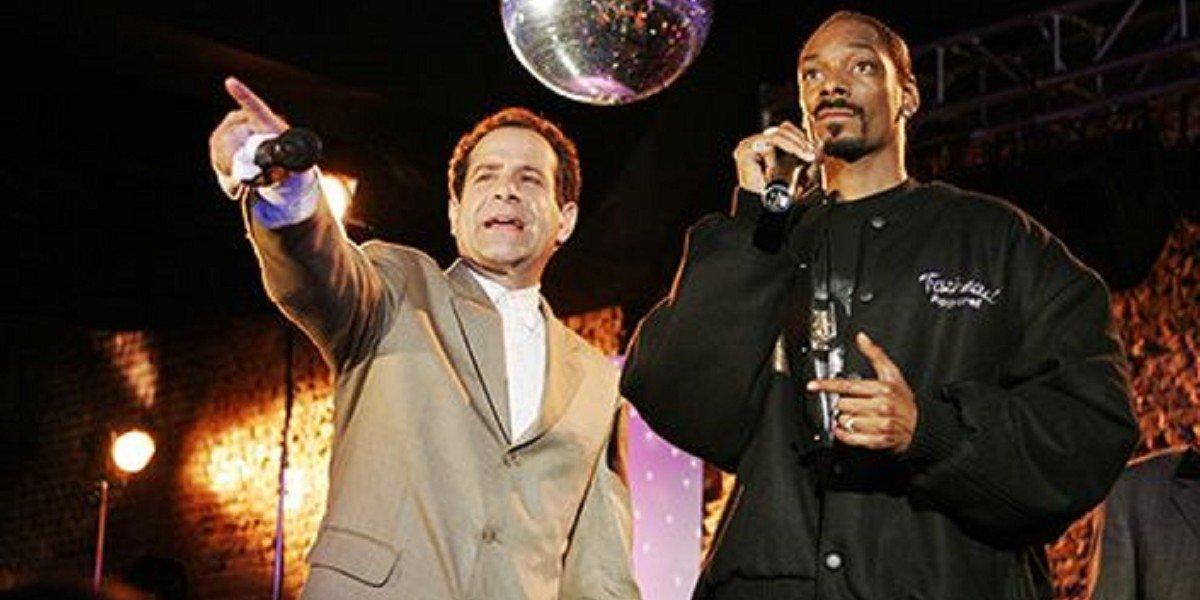 Tony Shalhoub, Snoop Dogg - Monk
