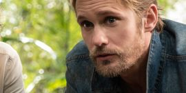 Could Alexander Skarsgard's Randall Flagg Live On In Future Stephen King Adaptations? The Stand Showrunner Has Thoughts