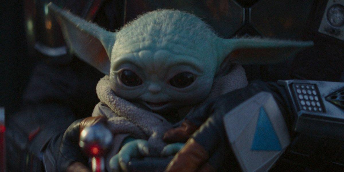 Yoda The Mandalorian Disney+