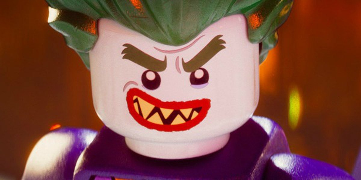 The LEGO Joker in The LEGO Batman Movie