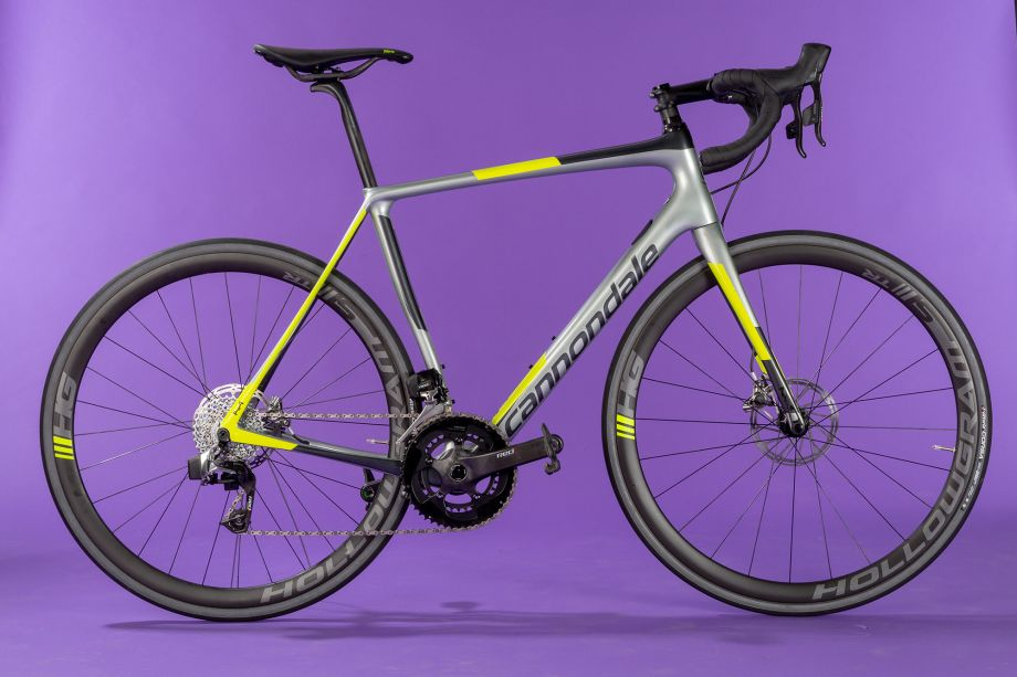 2e2c364b533 Cannondale Synapse Hi-Mod Disc Red eTap review review - Cycling Weekly