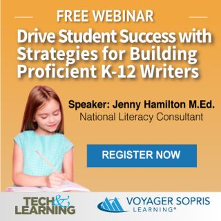 New Webinar: Drive Student Success with Strategies for Building Proficient K-12 Writers