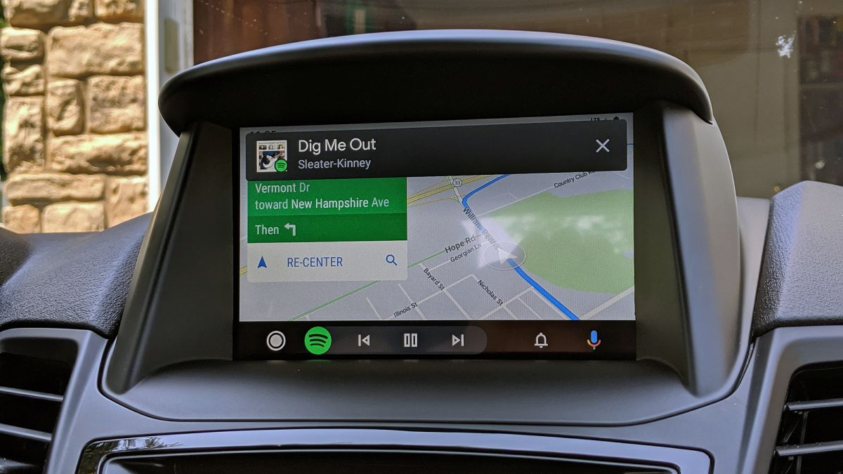 New Android Auto Hands-On: Big Update Brings Much Better