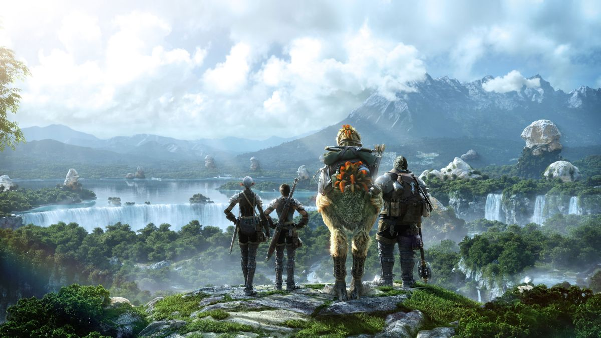 The Best Mmos In 2020 Pc Gamer