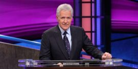 Alex Trebek's Daughter Shares Sweet Tribute To Mark Anniversary Of Late Jeopardy Host's Cancer Announcement