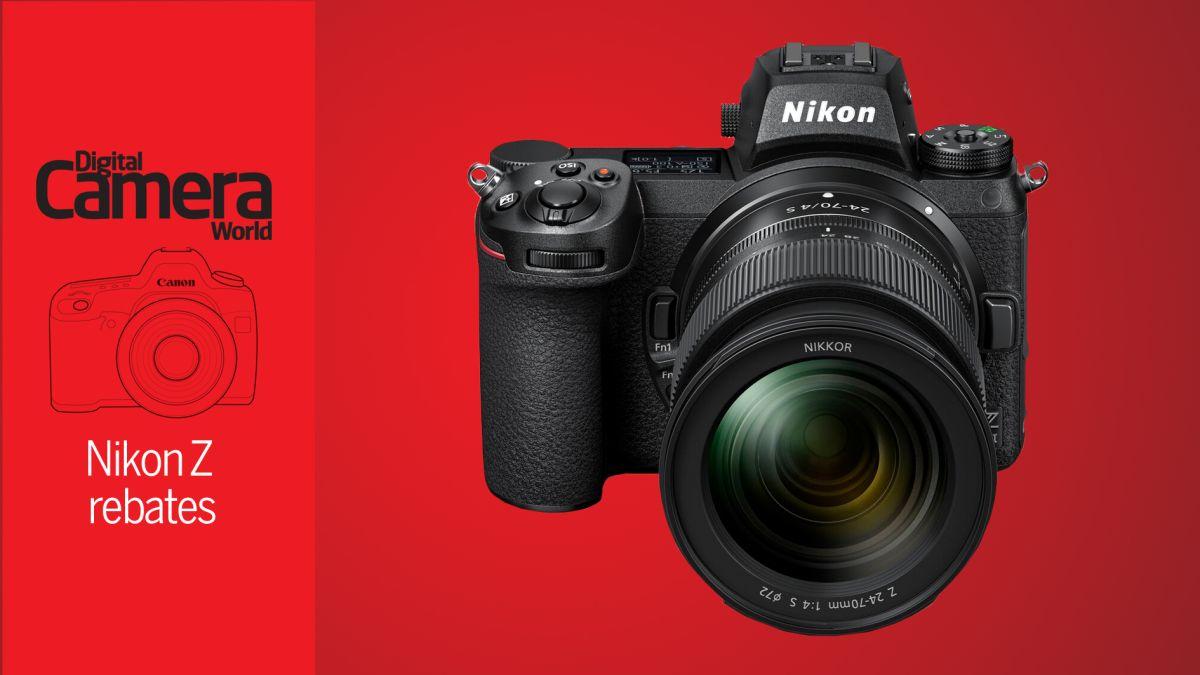 New Nikon Z rebates! Up to $600 off Nikon Z cameras