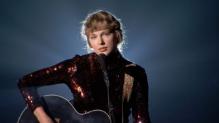 watch taylor swift folklore concert on disney plus