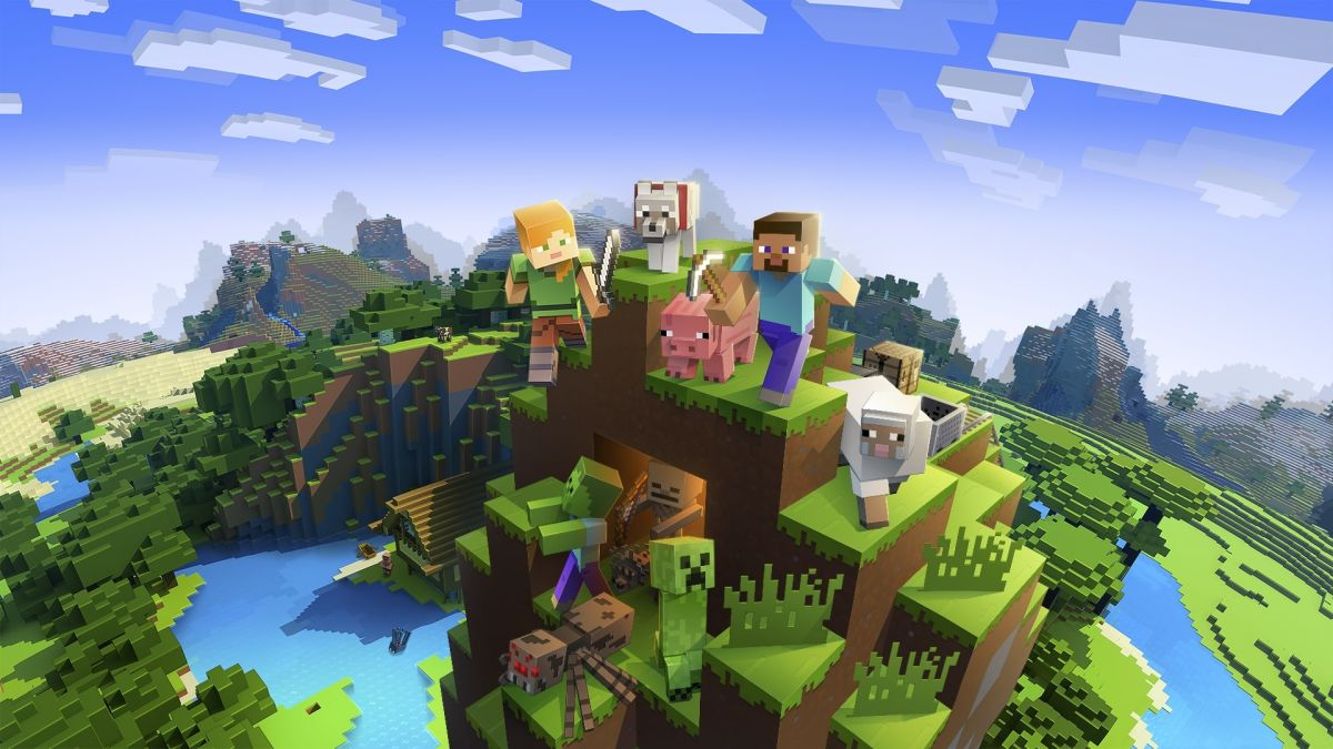 Minecraft Enchanting How To Make An Enchanting Table Use Minecraft Enchantments Gamesradar