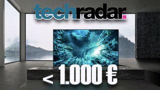 Beste Fernseher bis 1000 Euro