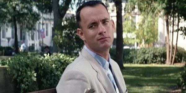 Tom Hanks in 1994 film Forrest Gump