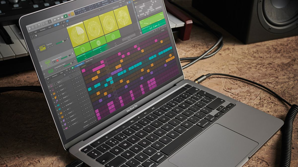 Thinking about buying an M1 Mac for music production? Maybe you should wait for the M1X…