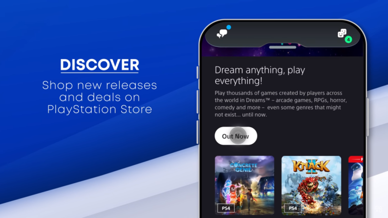 PS5 PlayStation App