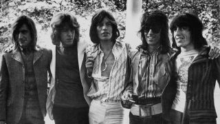 The Rolling Stones' secret weapon throughout their golden period, in 2010 Mick Taylor looked back on his time with the band...