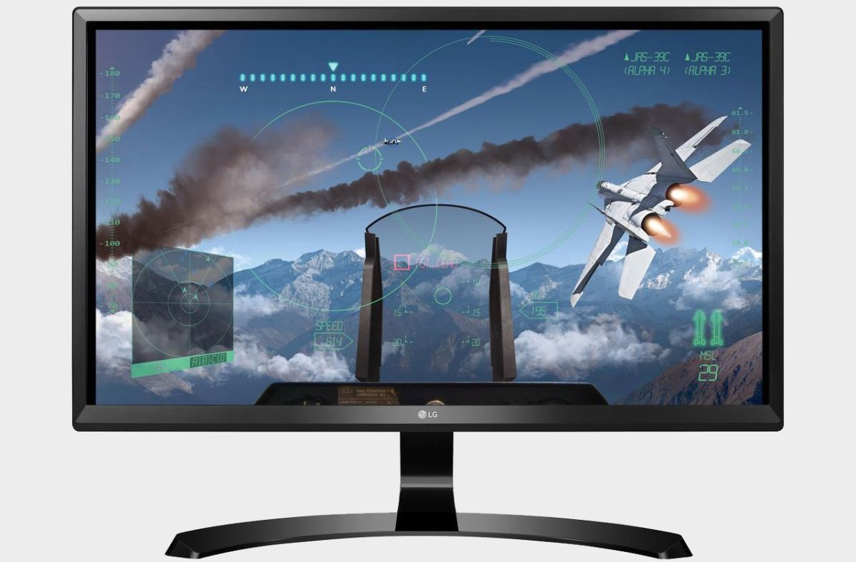 Save $120 on this 24-inch 4K gaming monitor with FreeSync support