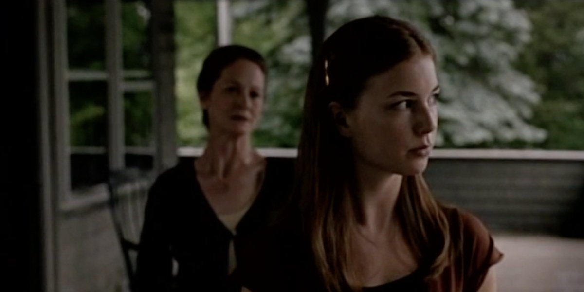 Melissa Leo and Emily VanCamp in Black Irish