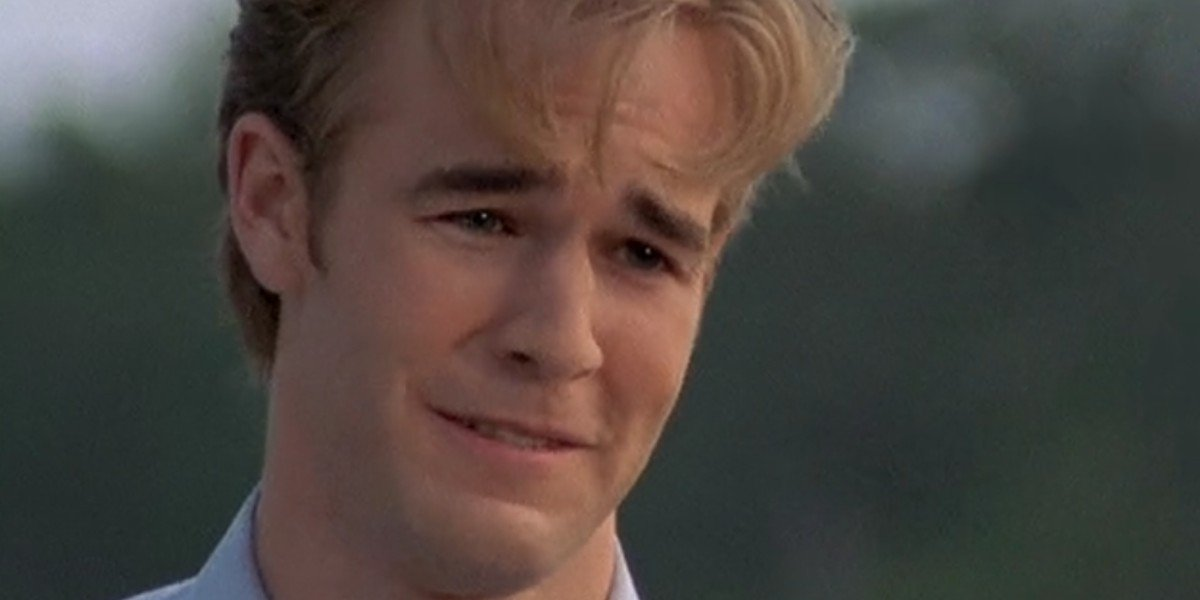 James Van Der Beek in Dawson's Creek Episode True Love