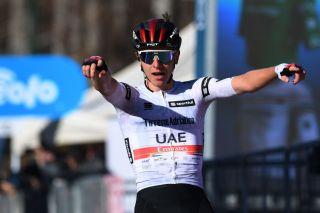 Tadej Pogacar (UAE Team Emirates) at Tirreno-Adriatico