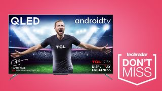 Nab A 4k Hdr Tv Bargain With This Tcl 50c715k 50 Inch Qled Television Deal Techradar