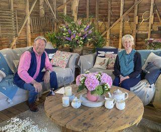 Spring Into Summer Alan Titchmarsh and Julie Hesmondhalgh