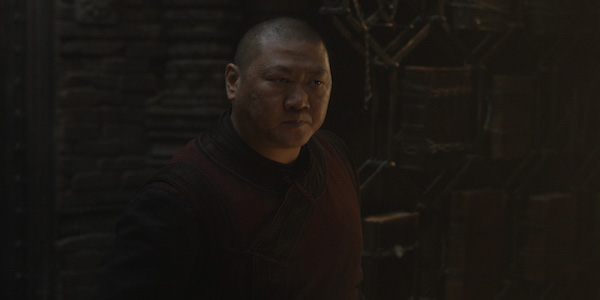 Wong Doctor Strange