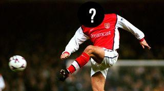 Arsenal No.9s