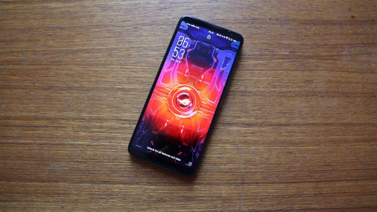 Asus ROG 3 är redo för 5G gaming - blir första mobil med Snapdragon 865 Plus
