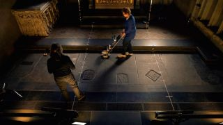 Shakespeare's grave is examined with radar