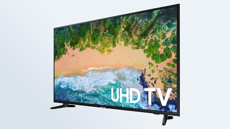 Samsung 55-inch LED NU6900 Smart 4K TV