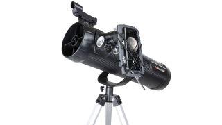 Celestron 114AZ-SR Smartphone Ready Reflector Telescope