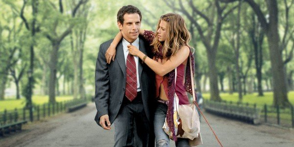 Ben Stiller, Jennifer Aniston - Along Came Polly Poster