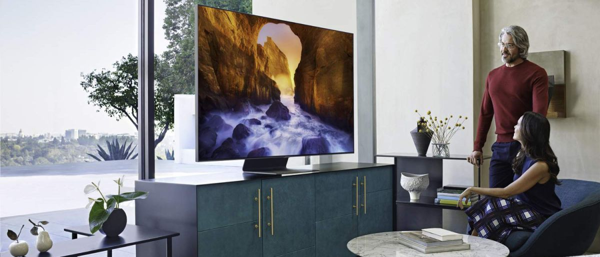 Samsung Q90 QLED TV Review | Tom's Guide