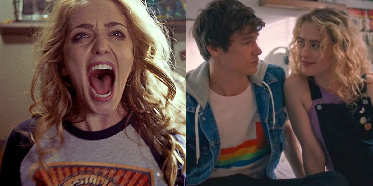 Happy Death Day's Jessica Rothe Had The Best Time Loop Advice For The Map Of Tiny Perfect Things' Kyle Allen And Kathryn Newton