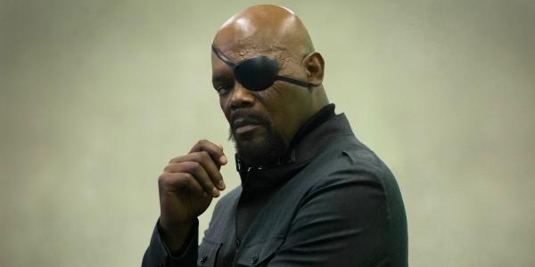 Sam Jackson as Nick Fury