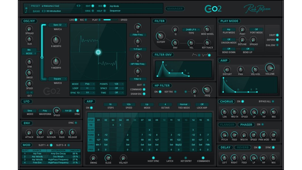 rob papen thinks that his new 49 plugin can become your go2 vst synth musicradar. Black Bedroom Furniture Sets. Home Design Ideas