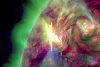 X1 Solar Flare