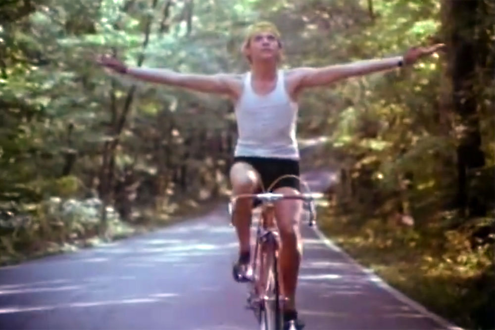 breaking away cast of iconic cycling film reunite in las