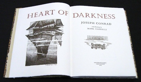 an analysis of the novel heart of darkness by joseph conrad An analysis of realism in joseph conrad's 'heart of darkness' with reference to lewis carroll's 'alice's adventures in wonderland' and 'through the looking glass.