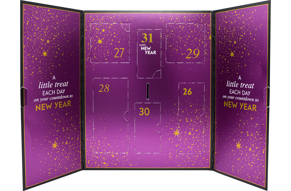 Aldi launches first ever countdown to New Year advent – and it's filled with beauty favourites
