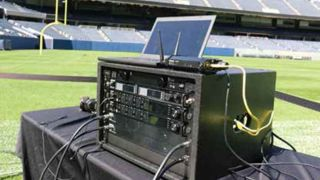 Shure Demos Axient Digital System at Soldier Field