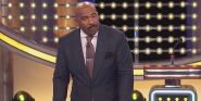 Steve Harvey Accused Of Stealing Jokes By Hanging With Mr. Cooper's Mark Curry