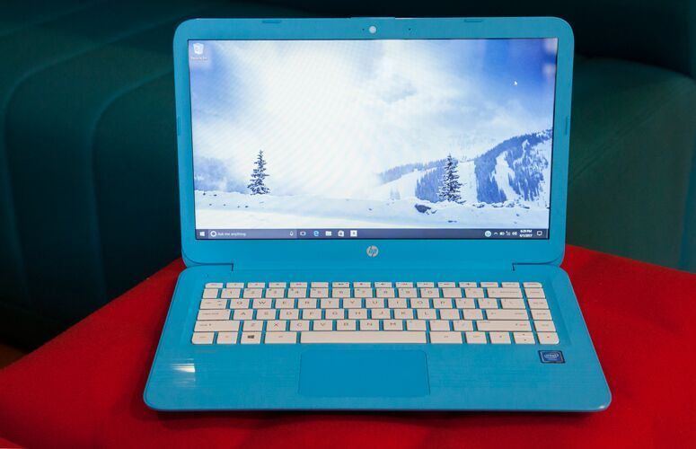 Hp Stream 14 Review And Benchmarks Laptop Mag