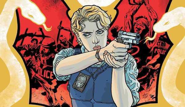 maggie sawyer supergirl
