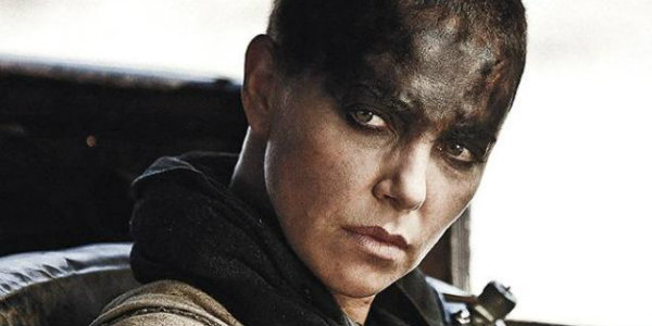 Charlize Theron Mad Max Fury Road Furiosa