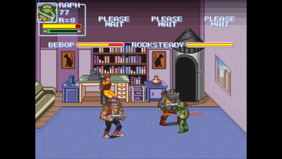 Play this radical Teenage Mutant Ninja Turtles fan game for free