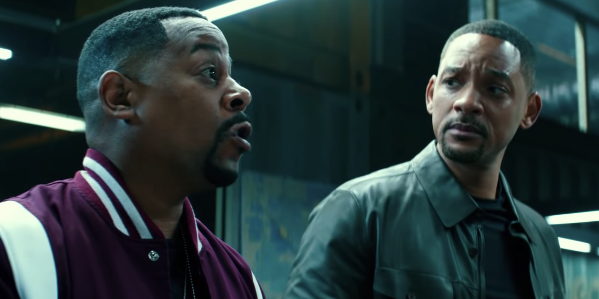 The Bad Boys For Life Trailer Has An Awesome Callback That Totally Sets The Tone