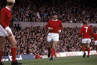 Soccer – Football League Division One – Manchester United v Leeds United – Old Trafford