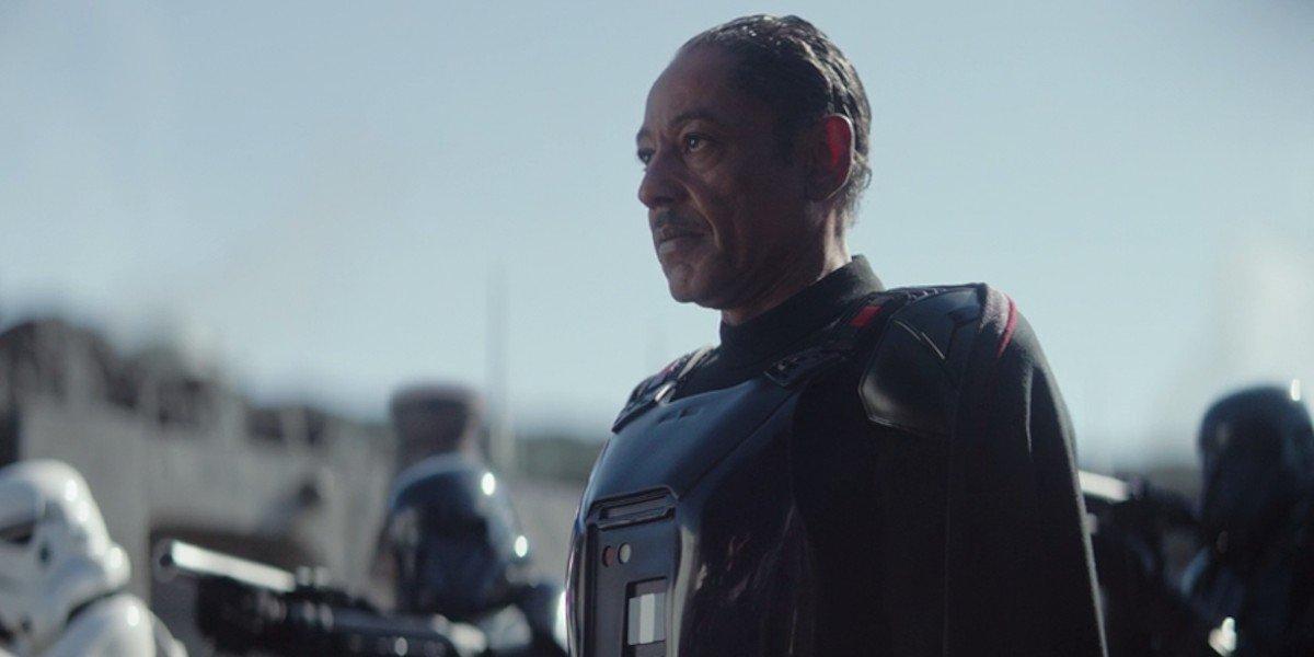 Giancarlo Esposito as Moff Gideon on The Mandalorian (2019)